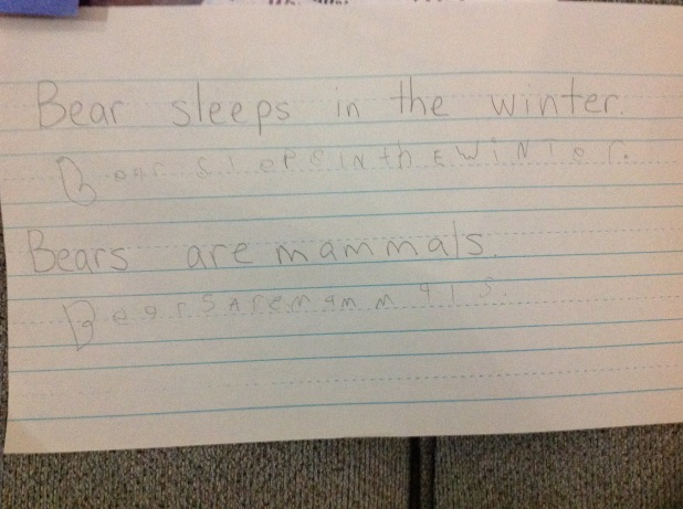 hibernationwriting