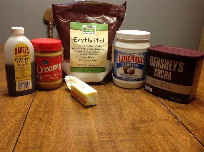 reeses cup ingredients